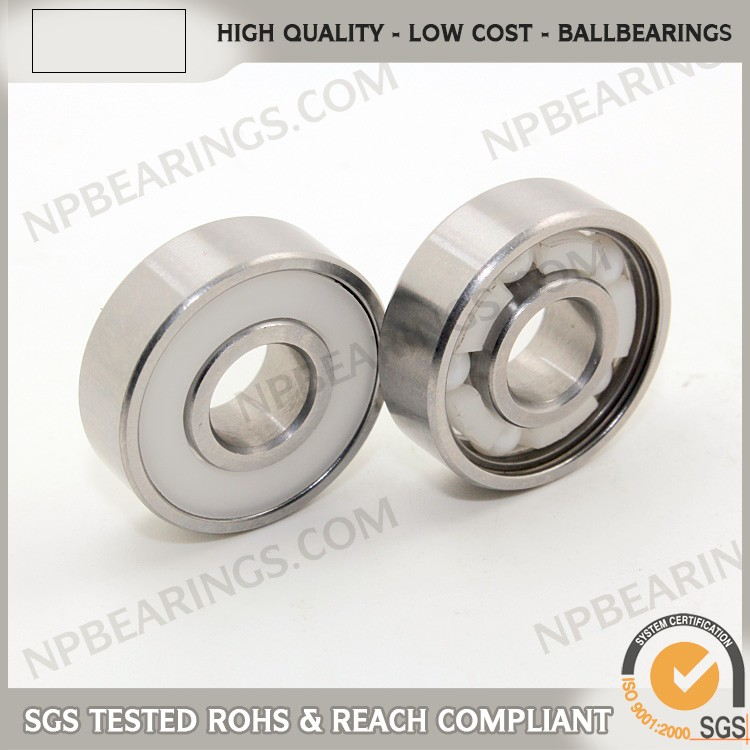 2016 cn Chrome steel 7mm roller skate bearing spacers with Great Low Prices !