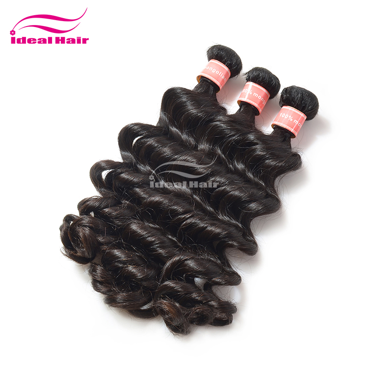 Top quality can be dyed remy chignon hair pieces bun, good quality salt and pepper hair for braiding