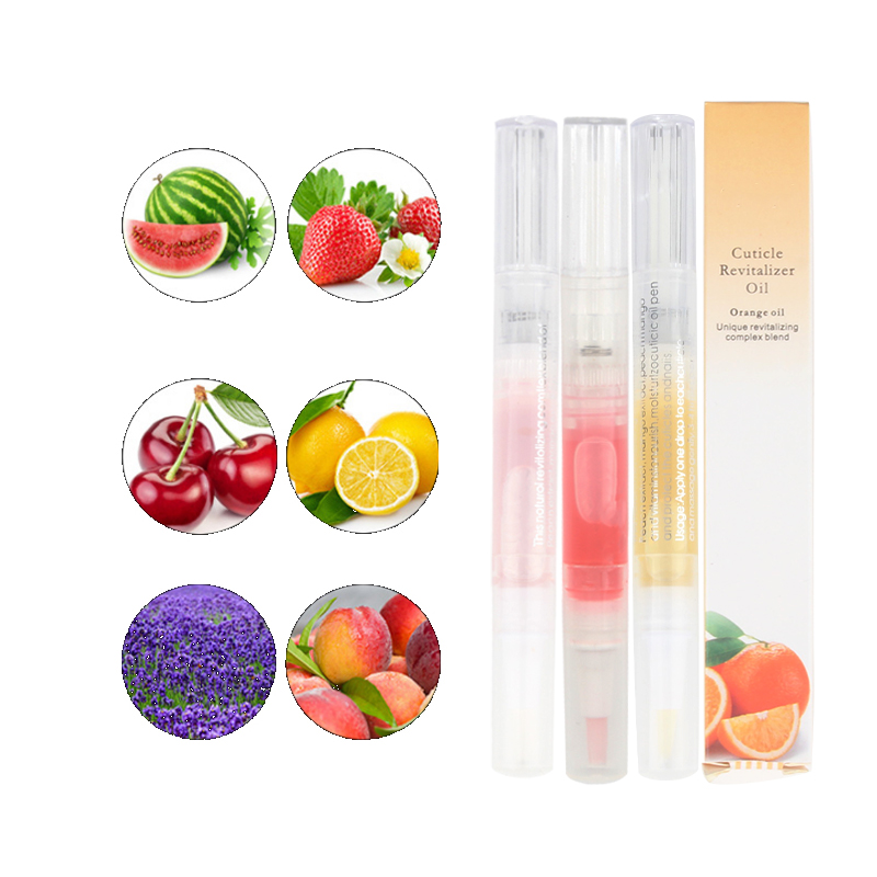 Private label nourish Vitamin E nail cuticle oil pen for nails care nutrition
