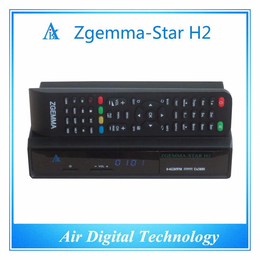 Zgemma Star H2 Youtube Chinese Movie Dvb S2 Dvb T2 Vision Satellite  Receiver - Buy Youtube Chinese Movie,Zgemma-star H2,Vision Satellite  Receiver