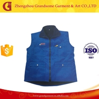 Promotional Customized OEM Work Vest Pockets