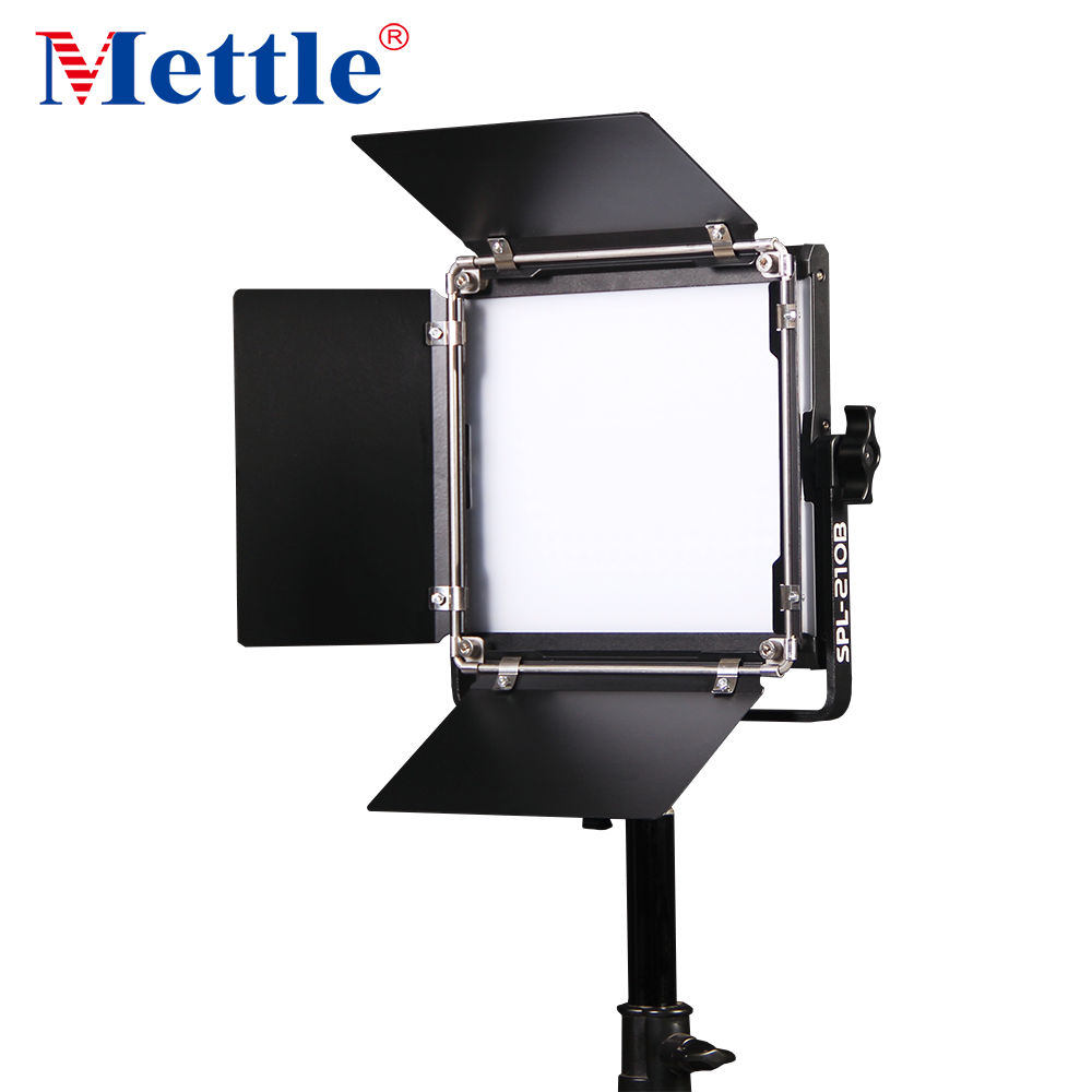 Mettle 50W MV-50D Bi-color  Video LED Lights Moving Light Kit for Photography and Camera