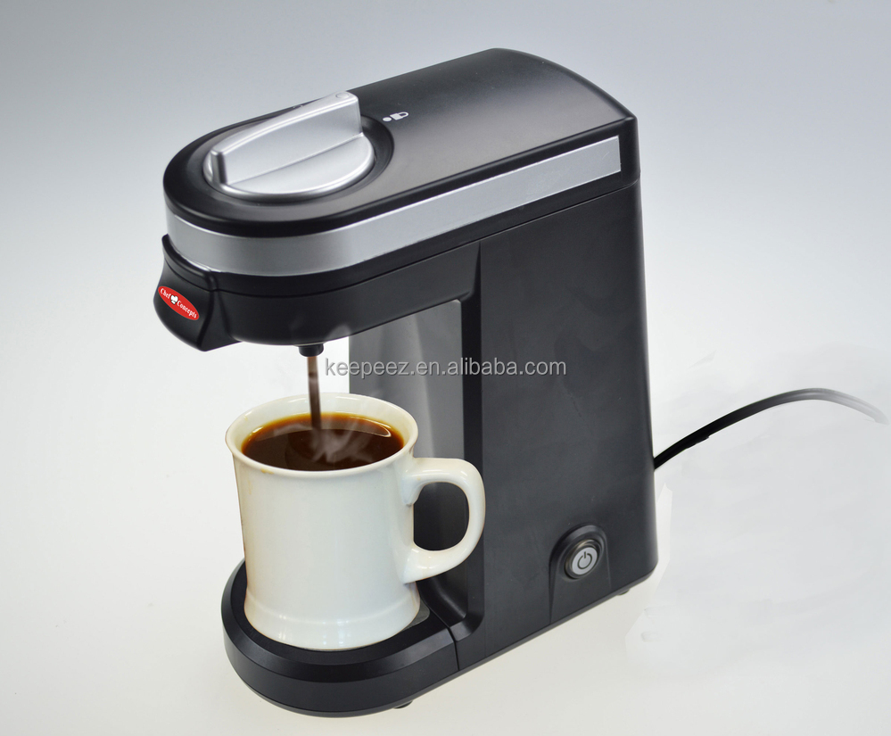2015 New K Cups Capsule Brewer Single Serve Hotel Product: new coffee machine