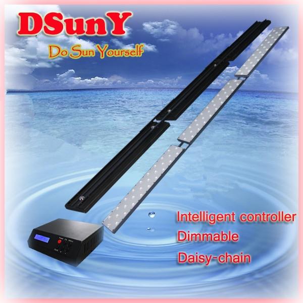 Dsuny 150cm/4ft/48 120w Programmable Aquarium Led Panel Light For ...