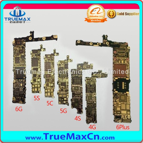 Hot Sale Bare Mainboard for iPhone 4 Bare Motherboard Replacement