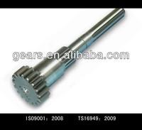 Transmission shaft 1086302038 input shaft for Higer bus parts