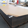 Jinbao 4x8 unbreakable acrylic sheets for outdoor advertising