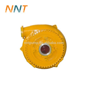 Gold mining slurry pump wet sand transferring pump