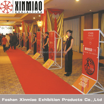 Exhibition Stand Reception : Display stand for reception exhibition stand for hotel partition