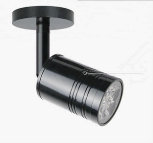 New design low price New coming portable spotlight 3W 5W led standing spotlights