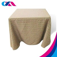 cheap custom street trade show promotion advertise beauty decoration table cover