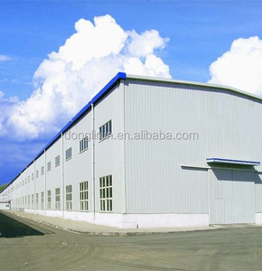 prefabricated steel structure/industrial building shed warehouse/steel structure warehouse