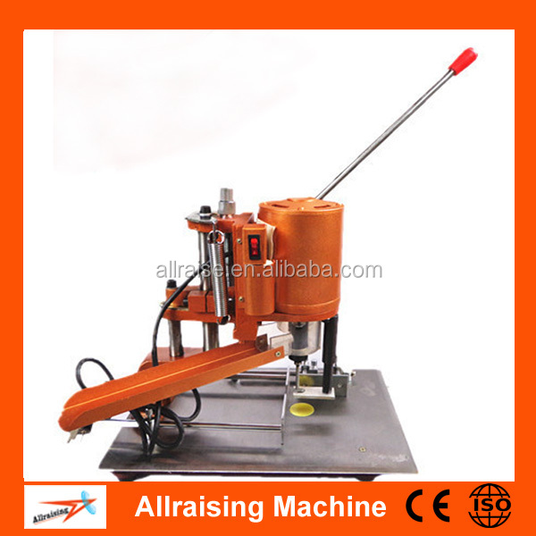 Electric Single Paper Hole Drill Machine