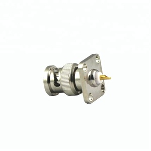 RF coaxial cable connector bnc idc 3 pole standard balun for RG400