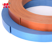 Solid Color Laminate PVC Edge Banding Tape for Cabinet