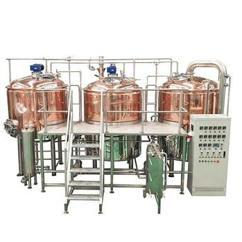 High quality 2000l turnkey commercial Micro beer brewing system brewery equipment for pub