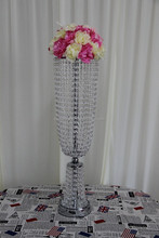 Table Top Wedding Crystal Wedding Chandelier Centerpieces