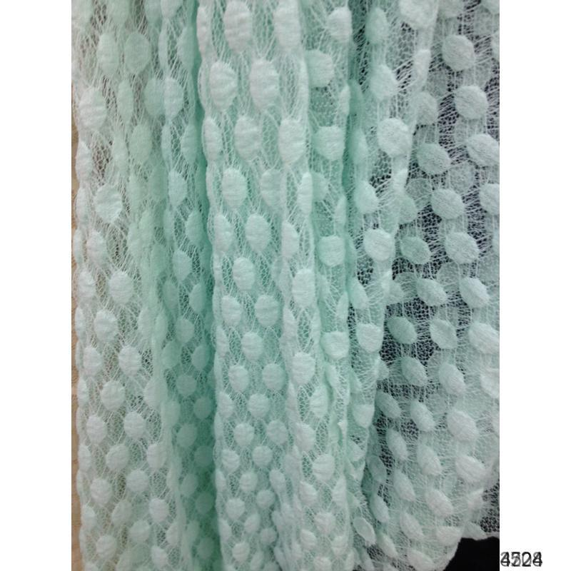printed lace fabric for dressing