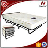 Economical & functional hotel folding bed with head board