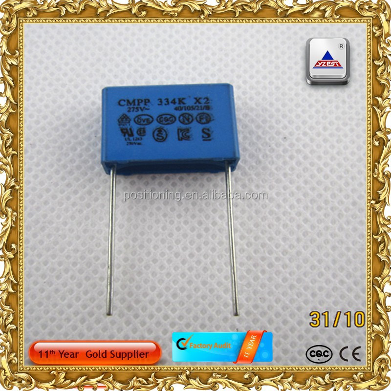 The Manufacturer Of Film Capacitor In China