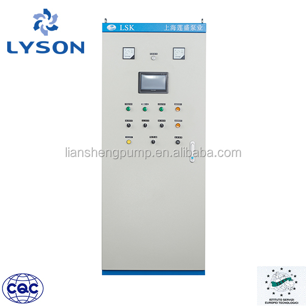 LSK Electric Control Panel to control water pump