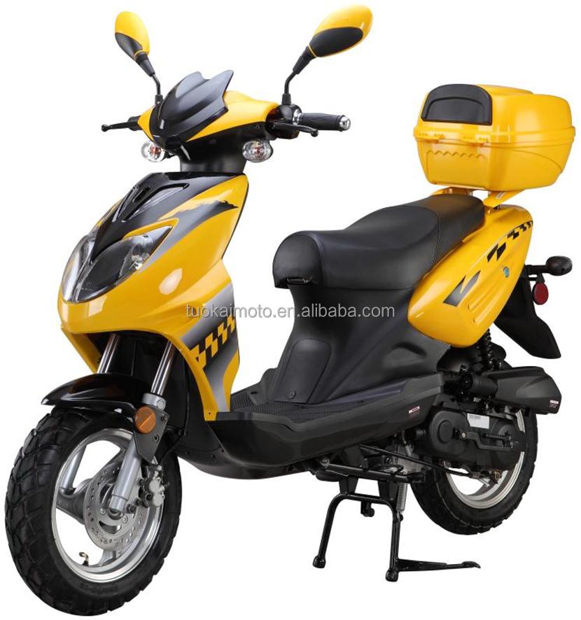 50cc 150cc chinois b09 scooter de gaz avec la cee et coc. Black Bedroom Furniture Sets. Home Design Ideas