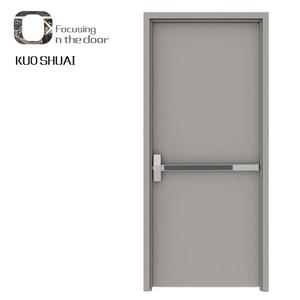 Lowes metal doors Steel Fire Rated /Proof Door