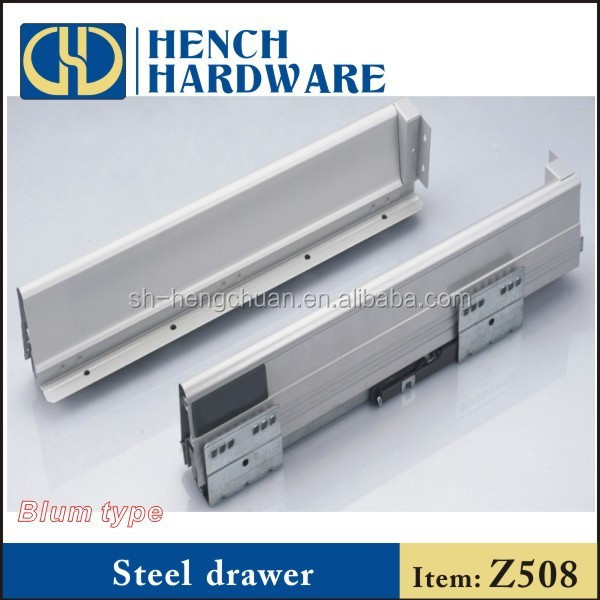 Silent Close Drawer Slides Blum Soft Close Metal Box