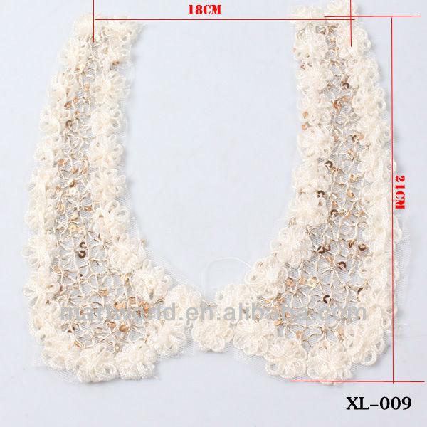 Encuentre el mejor fabricante de cuellos de crochet con patrones y ...