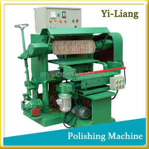 chrome hinge polishing machinery .