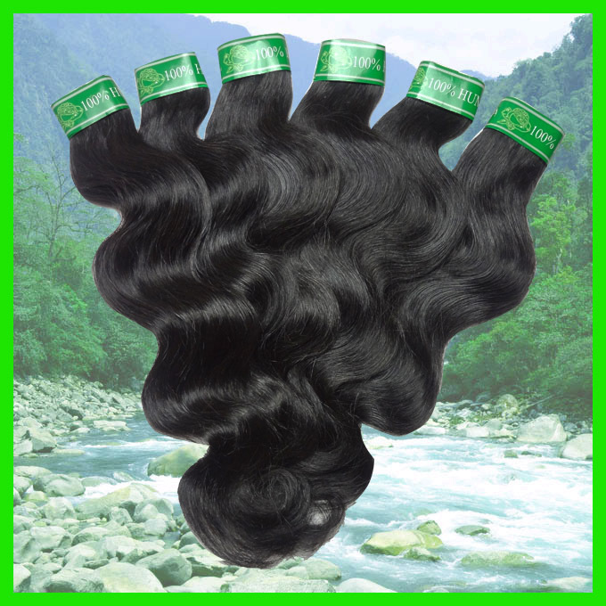 Cheap Price Hair Products Brazilian Hair Extension Body Wave Remy hair real hair weaving Hair 50g