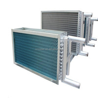 Evaporator IT cooling Production plant heat exchanger for IT cooling