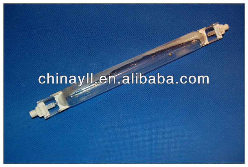 high power double ended metal halide bulb long arc