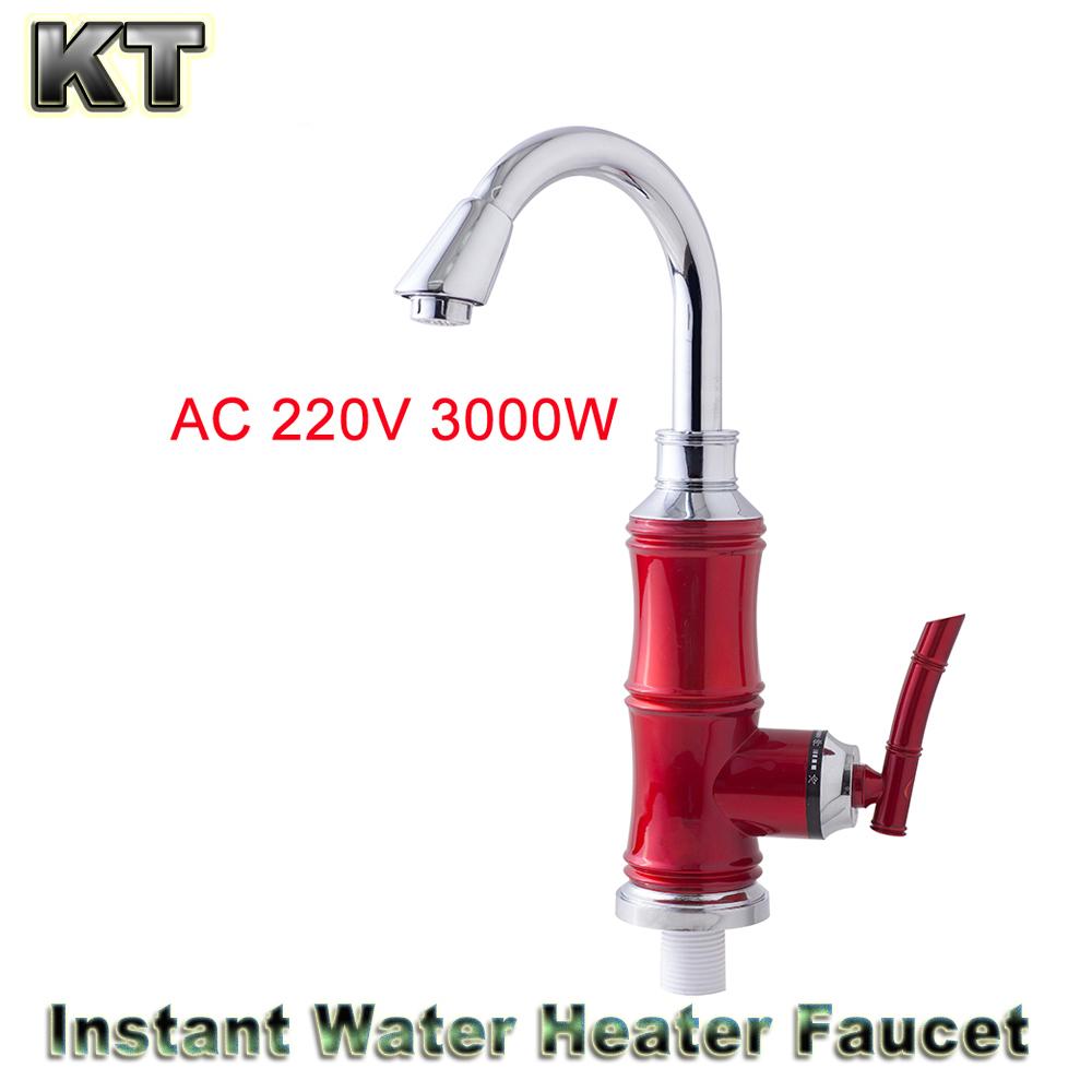 220 v 3kw instantane robinet deau chaude robinet lectrique chauffe eau instantan