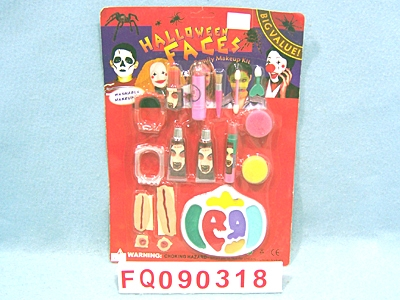 Hallowmas make up set(allhallowmas toy,halloween toy)
