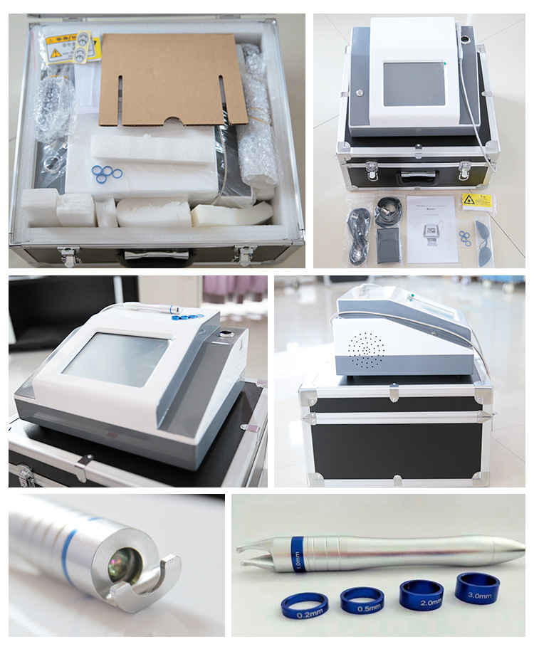 980 nm diodo laser macchina di rimozione vascolare per la vendita