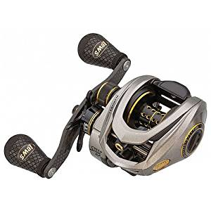 Lew's Fishing Custom Pro Speed Spool ACB Casting Reel with 7.5:1 Gear Ratio & 11 Bearings, 14 lb, Right Hand by Lew's Fishing
