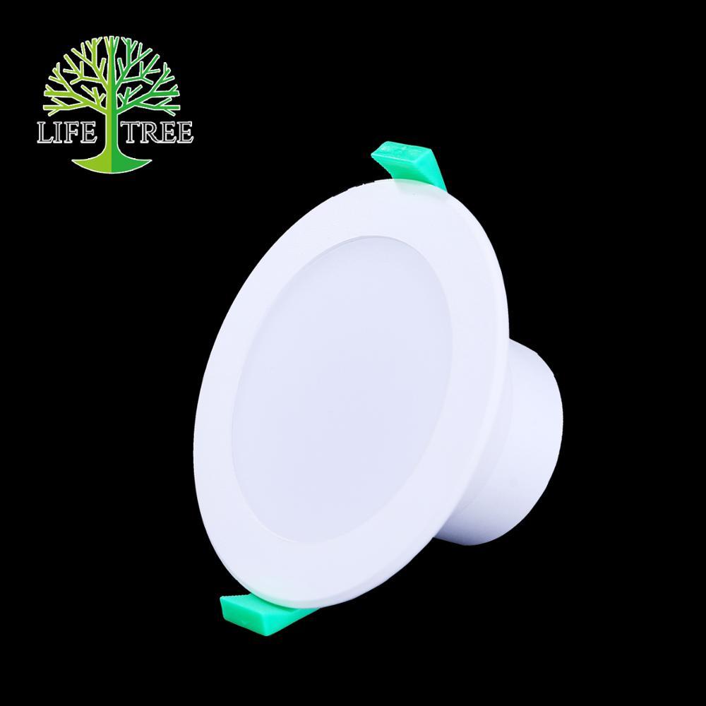Amazon Hote Sale Led Down Light 240 Volt 3 Colour super bright 850 Lumens 7W 10W 14W 18W 24W Dimmable