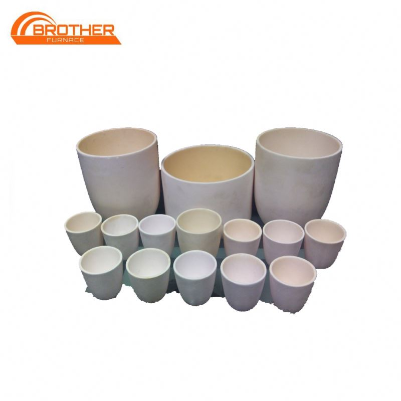 Reliable High Purity 99% high temperature alumina ceramic al2o3 crucible