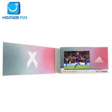 CMYK Stampa Schermo LCD <span class=keywords><strong>da</strong></span> 2.4 pollici <span class=keywords><strong>Video</strong></span> Biglietti <span class=keywords><strong>da</strong></span> <span class=keywords><strong>visita</strong></span> Per Il Marketing