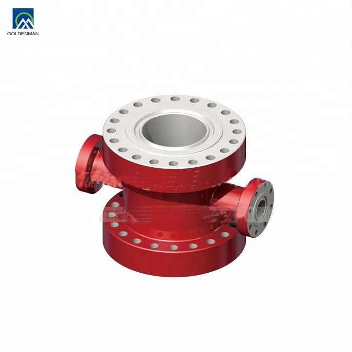 Api 6a Oilfield Equipment Wellhead Casing /tubing Drilling Spool  Casing/tubing Head - Buy Tubing Drilling Spool Casing,Tubing Head,Api 6a  Oilfield