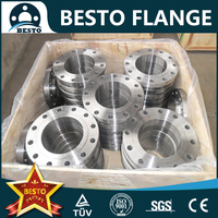 Class 150LB ANSI B16.5 carbon Steel Slip on Flange