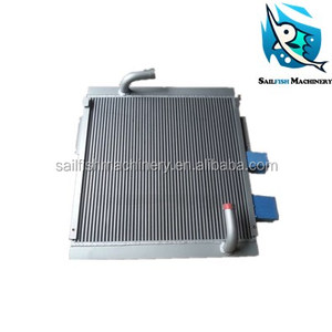 Hot sale good quality CAT320B E320B oil cooling radiator for CAT excavator