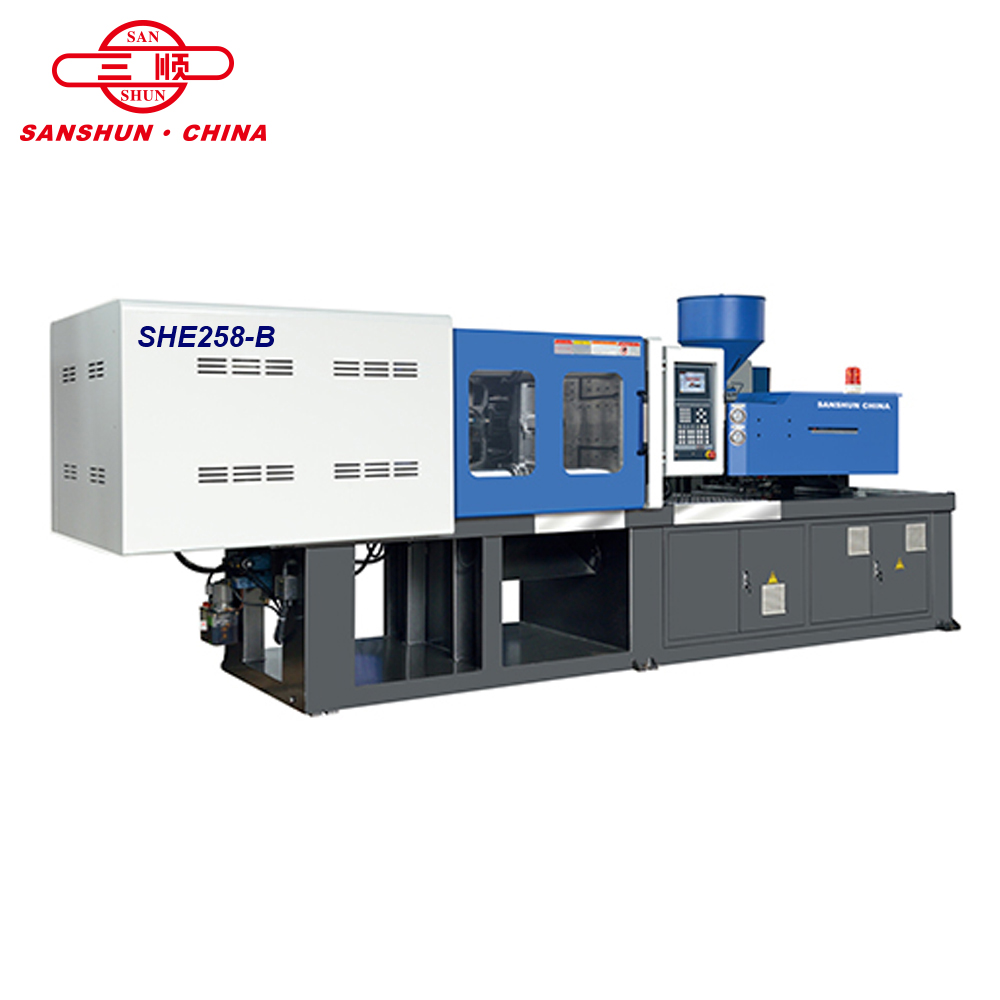 Bakelite Product Hand Injection Moulding Machine 258ton