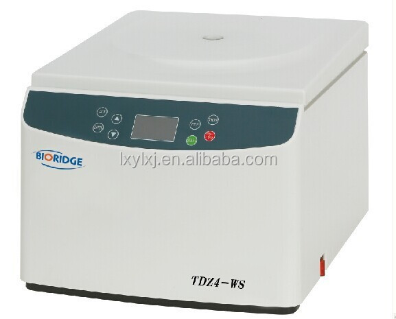 Centrifuge with low speed TDZ4 - WS with CE