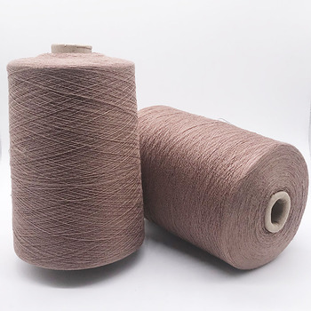 wholesale competivie price 60nm/2 70%silk 30%cotton yarn for autumn and summer spinning manufacture