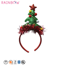 Xmas Kids Adult Christmas Headbands Tree Fancy Dress Headband for sale