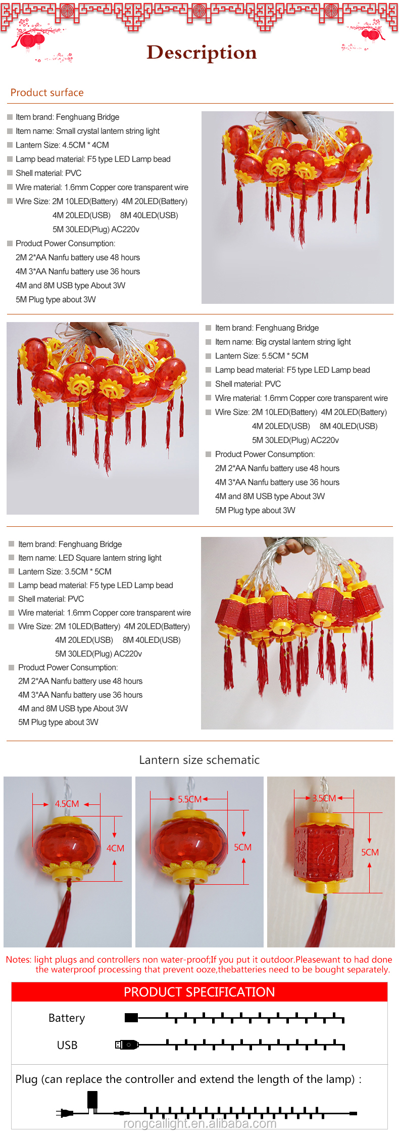 New Stype Hot Sale Chinese Lantern Festival String Lights ...