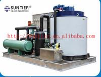15T/day flake ice machines seawater ice maker