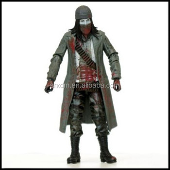 The Walking Dead Jesus Action Figure Mcfarlane,Custom Jesus Action ...